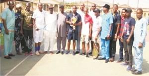Ayodeji Okunuga wins SWAN Cup