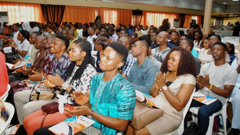 Youths advised on wealth creation