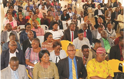 Ademodi extols retired Perm Sec's  virtues
