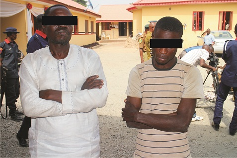 Pastor arrested for impregnating teenager in Akure