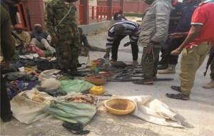 Police nab four herdsmen
