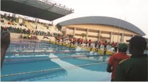 Aketi's mustard seed in swimming