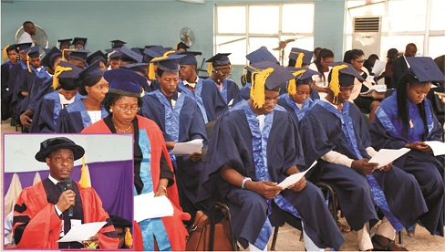 AAUA VC urges  students to pursue  excellence