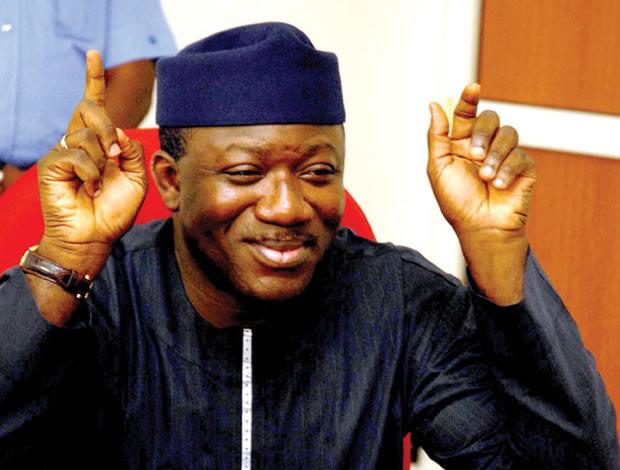 Election: Fayemi thanks Ekitis, urges winners to be proactive