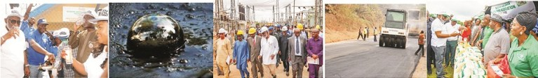 Two years of massive infrastructure upgrade in Ondo