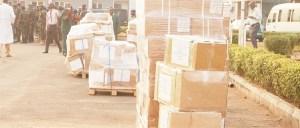 INEC audits returned elections' materials