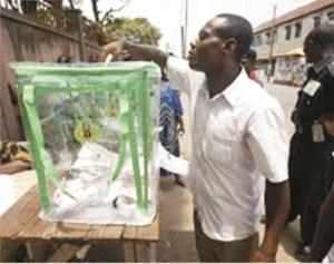 Desperate politicians, challenge to Nigeria's electoral process