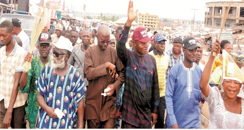 Jubilations in Owo over Buhari's victory