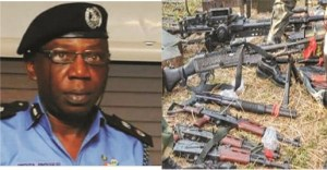 Ondo police mop up illegal arms