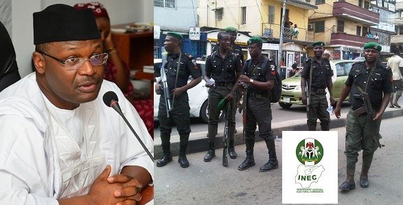 4,500 security agents to monitor polls in Ondo