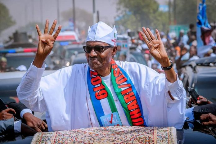 'Buhari's re-election will engender devt'