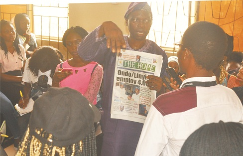 Social media, threat to newspapers – Adetula