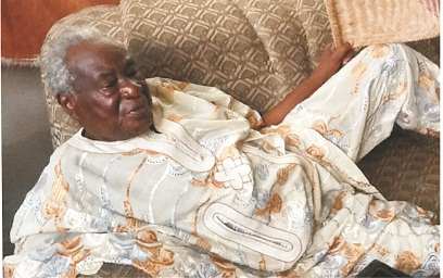 I am not rich but contented-Pa Okediji