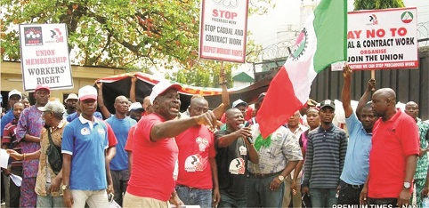 Workers' rights under civil rule