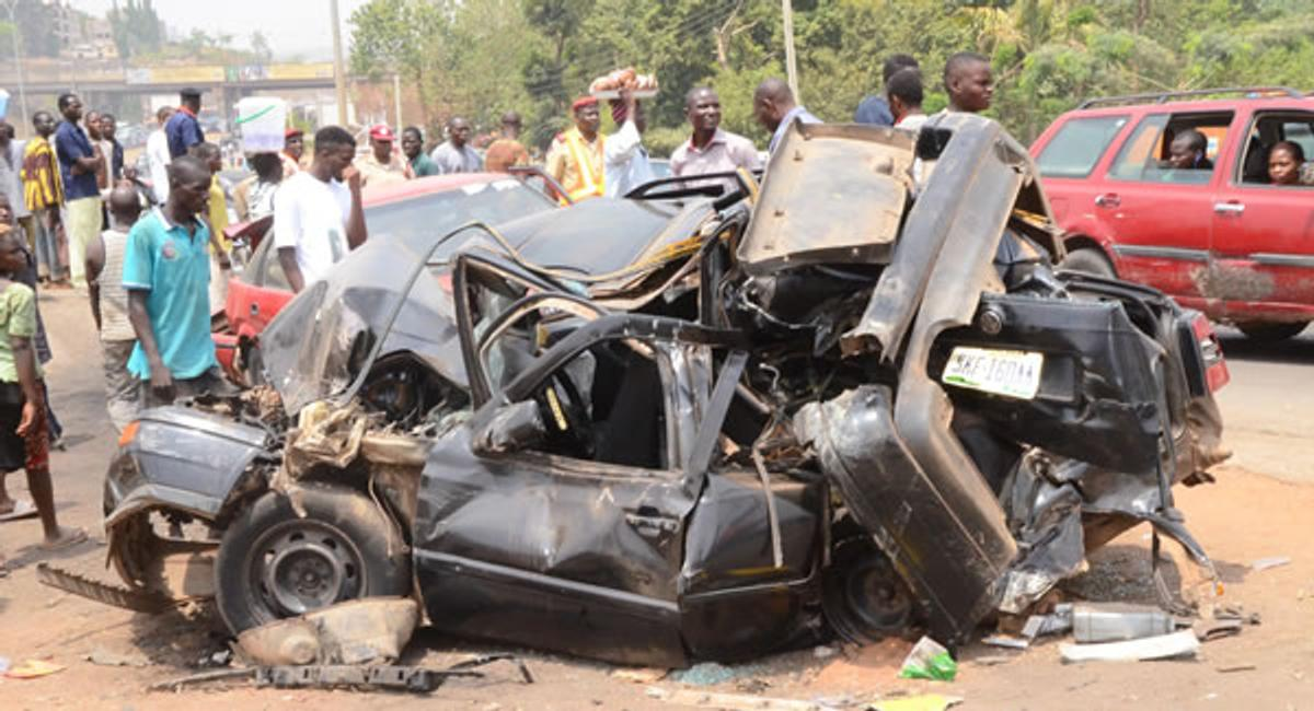Three dead in Akoko auto crashes