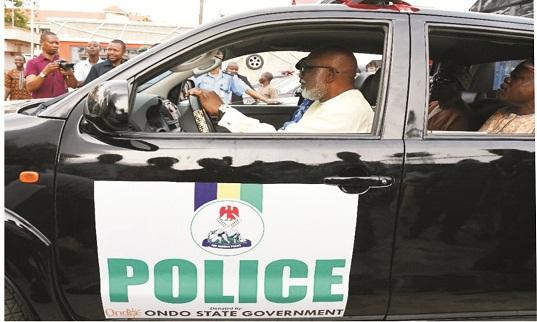 Curbing insecurity in Ondo