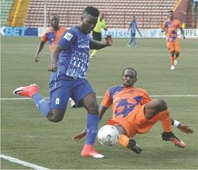 Sunshine battle Adeleke Dada FC today