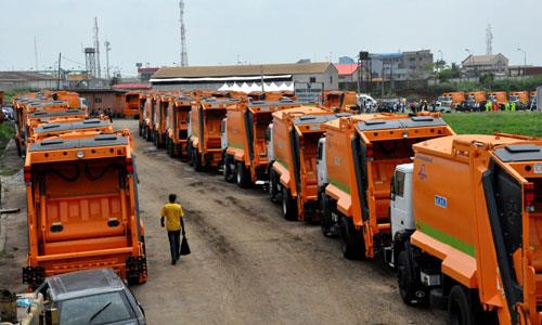 Waste companies get marching order