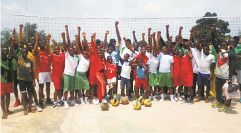 Nigeria can be the best in volleyball- Adekalu