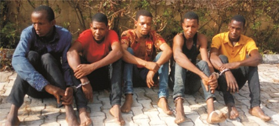 I was caught in my first act -Kidnap suspect