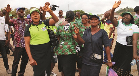Ondo workers May Day gift
