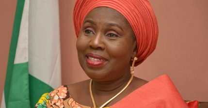 Gov's wife bags 'Outstanding Humanitarian Award
