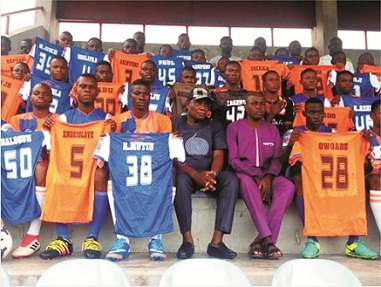 NLO: Rising Stars unveil players