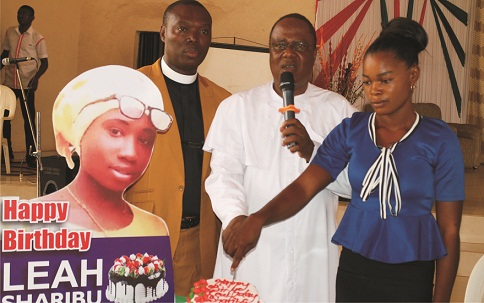 S/West CAN celebrates Leah at 16