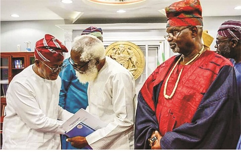Foreign Tvs eroding our culture- Oyetola