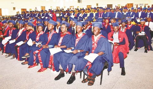 Shun vices, AAUA VC charges students