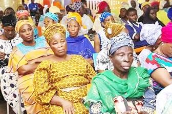 'Render love,assistance to widows'
