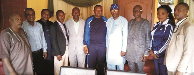 We will take sports to next level –Commissioner
