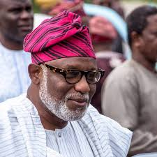 Our devt projects, deliberate policy- Akeredolu