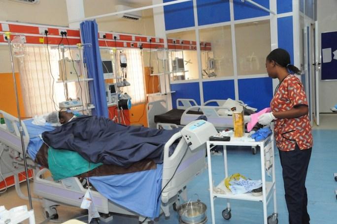 We are advancinginhealthcare delivery – Akanbiemu