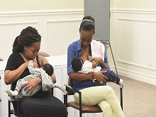 Infant mortality: Fathers advised to support exclusive breastfeeding