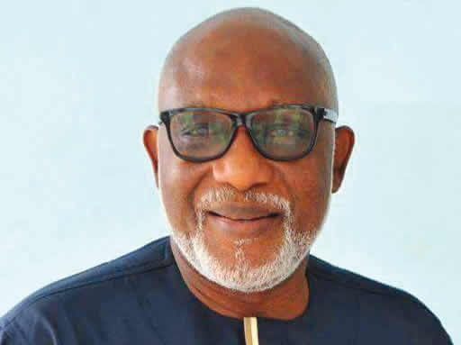 Akeredolu is Mr talk-and-do- Yayi-Akorede