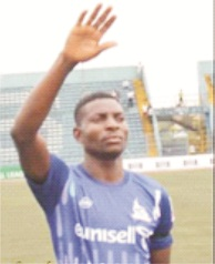 Rivers United suspend player