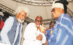 Declare state of emergency on security –Soyinka