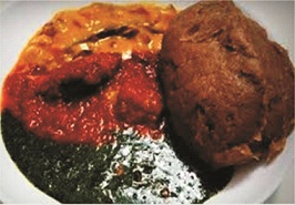 Mother, two children die after amala meal