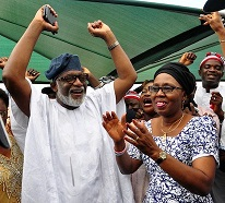 Reciprocate Akeredolu's gesture, newly promoted workers urged