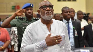 Ondo 2020: RTEAN supports Akeredolu for second term