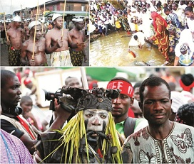 Promoting African culture with speed, diligence