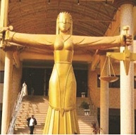 Accused slums in court