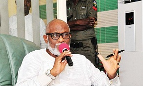 Partnering stakeholders 'll move education forward – Akeredolu