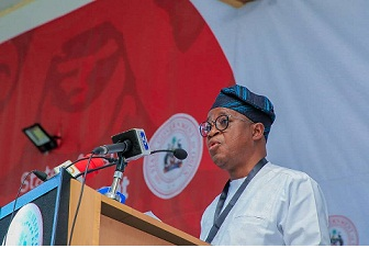 Hit ground running, Oyetola charges new cabinet