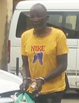 Sexagenarian remanded for matcheting wife to death