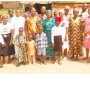 The church for the deaf in Akure
