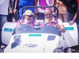 Argo Raak wins Ondo 2019 Auto Rally