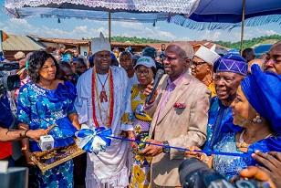 Fashola, Mrs. Akeredolu, Ooni, others extol Ade-Ojo's virtues