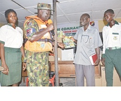 We 'll improve soldiers' welfare –Adefisoye